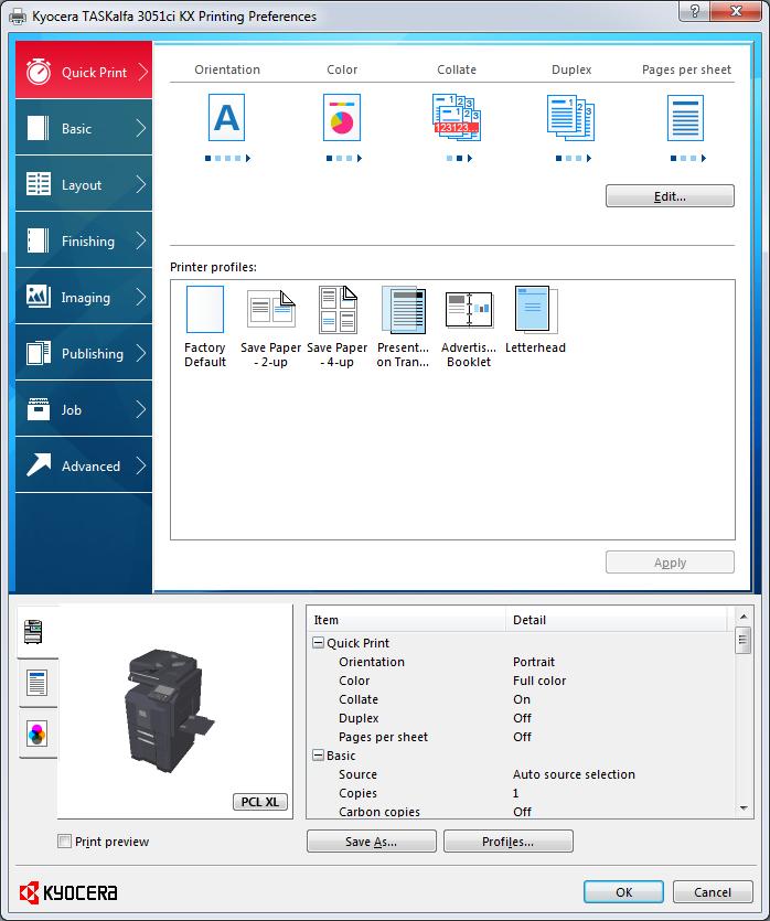 kyocera twain driver windows 10 64 bit